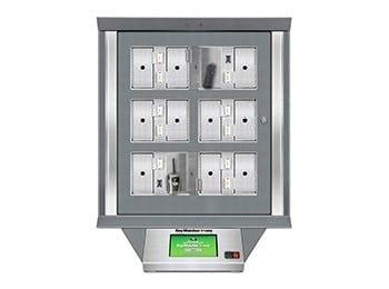 Dual locker module