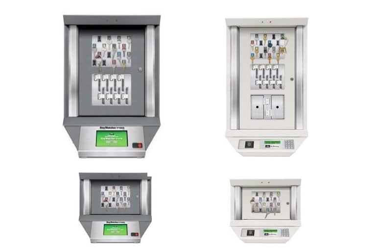 KeyWatcher Elektroniskt Nyckelskåp