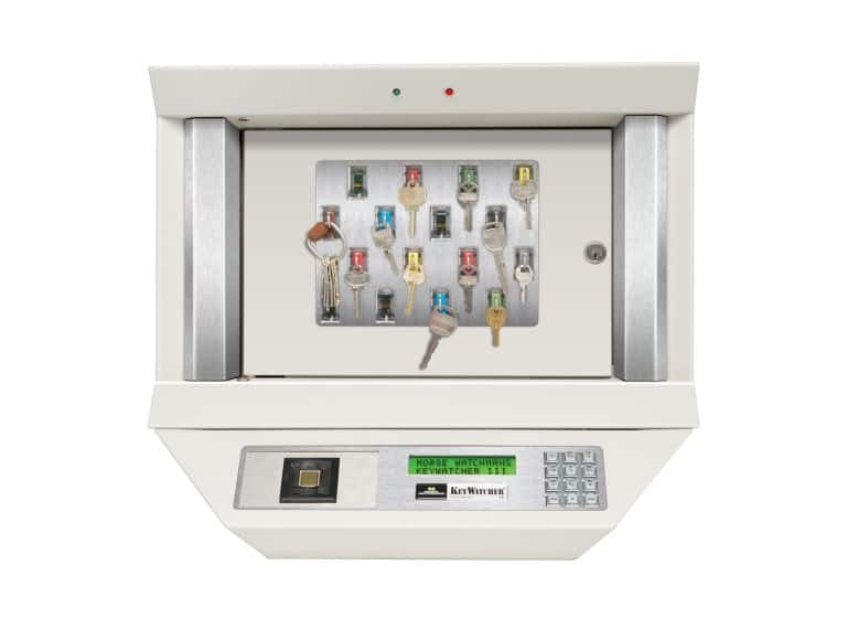 Elektroniskt Nyckelskåp