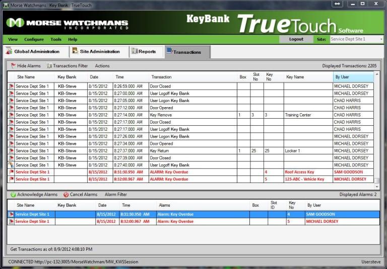 KeyBank TrueTouch