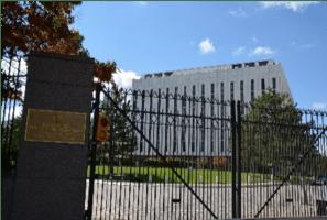 Nyckelhantering för Ambassader