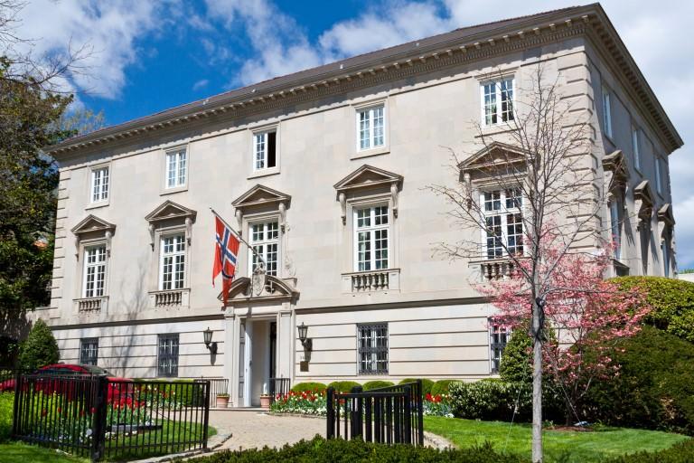 Nyckelhanteringssystem för Ambassader och militärbaser