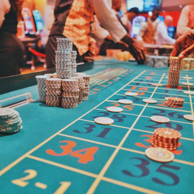 Nyckelhanteringssystem för Kasino