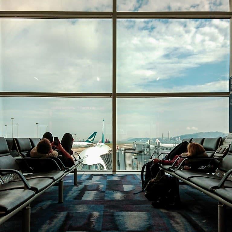 Nyckelhanteringssystem för flygplats