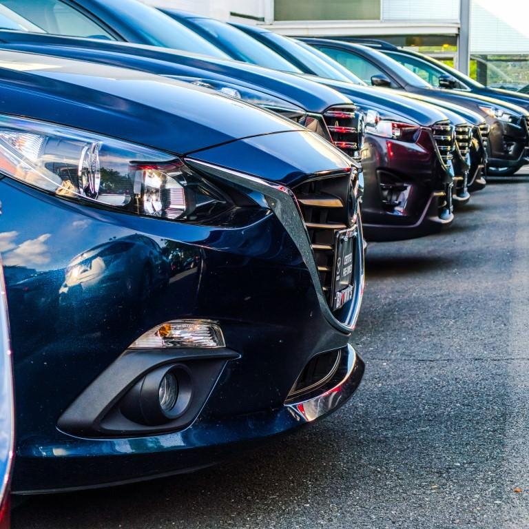 Nyckelhanteringssystem för bilhandlare och biluthyrning