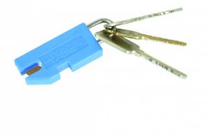 Smartkeys nyckelbärare med minne
